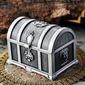 Bridesmaid Gifts - Classic Eye-catching Zinc Alloy Jewelry Box (256191577)