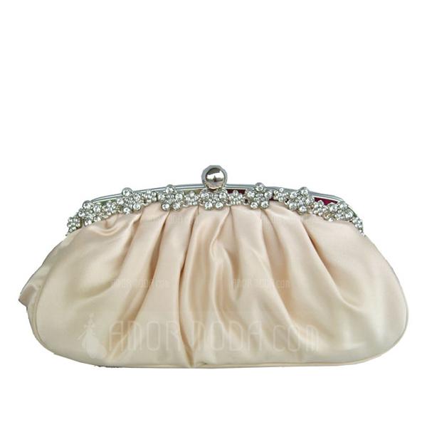 Fashionable Silk Clutches (012011035)