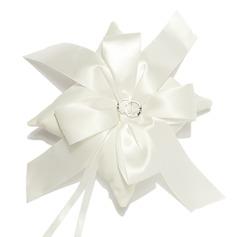 Elegant Ivory Ring Pillow (103018230)